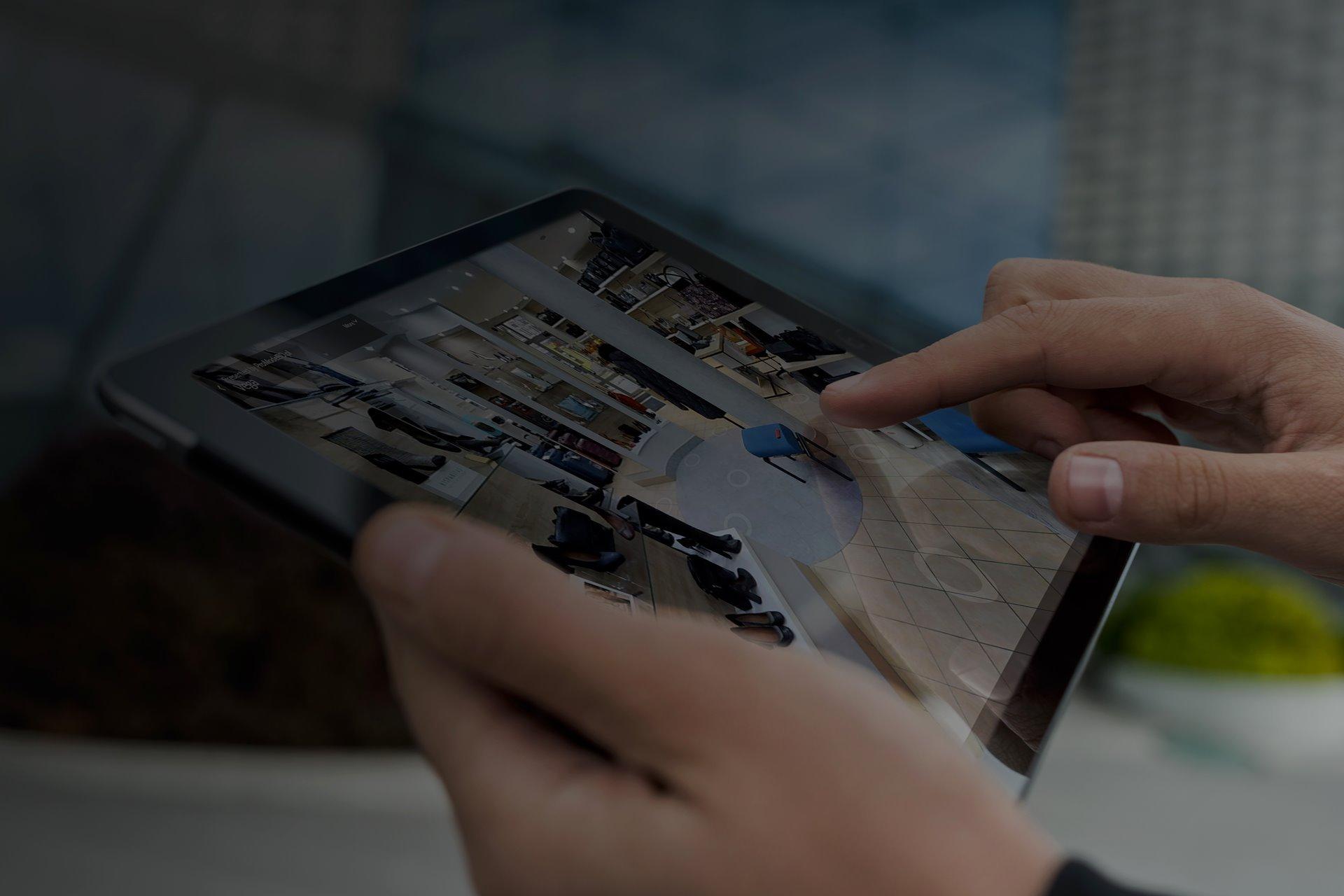 podgląd na urządzeniu mobilnym